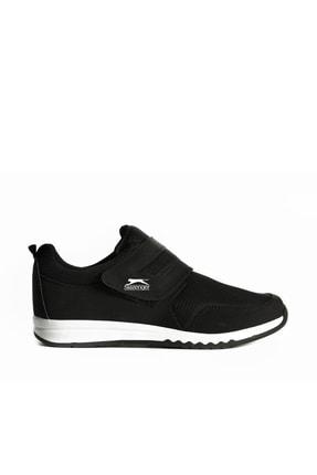 Slazenger Alıson Günlük Giyim Kadın Ayakkabı Siyah / Beyaz 0
