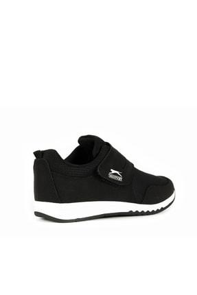 Slazenger Alıson Günlük Giyim Kadın Ayakkabı Siyah / Beyaz 2