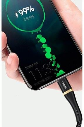 Zore Huawei Y7 Prime 2018 Hızlı Şarj Usb Veri Kablosu 120cm - 2