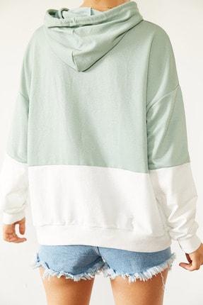 Xena Parçalı Sweatshirt 0YZK8-10531-58 2