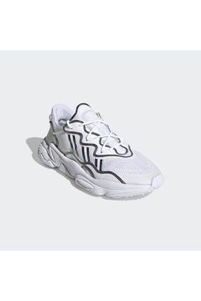 adidas Kadın Beyaz Ozweego Günlük Spor Ayakkabı 3