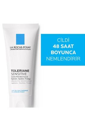 La Roche Posay Toleriane Sensitive - Hassas Ciltler Için Nemlendirici Bakım Kremi 40ml 1