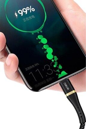 Nokta Huawei Y9 Prime 2019 Hızlı Şarj Usb Veri Kablosu 120cm - 3