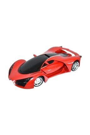 Mega Oyuncak Kırmızı Uzaktan Kumandalı Araba 1:18 0