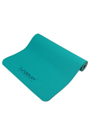 Liveup LS3237 6mm TPE Yoga Mat Yeşil 0