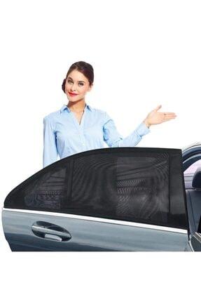 Ankaflex Araba Araç Oto Yan Cam Güneşlik Örtü Perde Kılıf Güneşliği Araba Anne Bebek Emzirme Perdesi Güneşlik 2