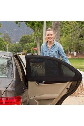 Ankaflex Araba Araç Oto Yan Cam Güneşlik Örtü Perde Kılıf Güneşliği Araba Anne Bebek Emzirme Perdesi Güneşlik 4