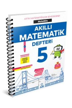 Arı Yayıncılık Arı Yayınları 5.sınıf Matematik Defteri 0