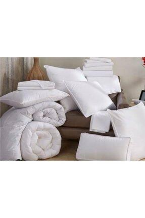 Zeynep Tekstil Çift Kişilik Silikon Yorgan Seti +2 Yastık Hediyeli 4