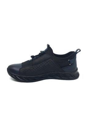 Taşpınar Salih %100 Deri Erkek Rahat Günlük Bağsız Kışlık Ayakkabı 40-44 2
