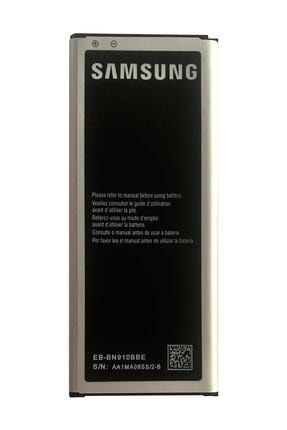 Samsung Note 4 N910 Orjinal Batarya Pil EB-BN910BBE 0