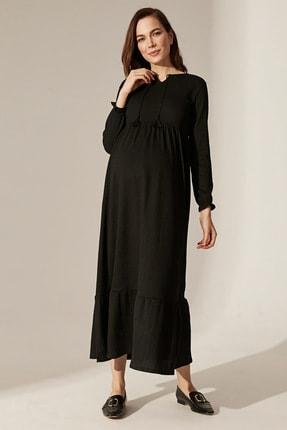 LC Waikiki Kadın  Yeni Siyah  Elbise 0Sn274Z8 1