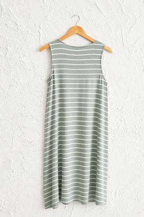 LC Waikiki Kadın  Nane Yeşili  Elbise 0Sbc78Z8 1