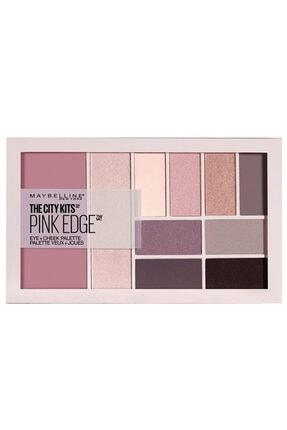 Maybelline Göz ve Ten Paleti - The City Kits Pallette Pink Edge 3600531434632 0