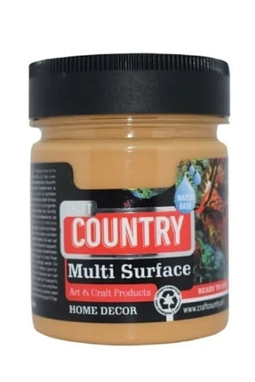 Craft Country Multi Surface Hobi Boyası 120 Cc1020 Buğday 0