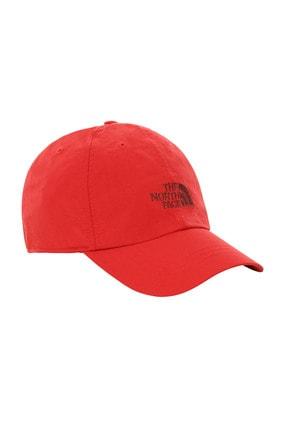 The North Face Kırmızı Horizon Cap Şapka 0