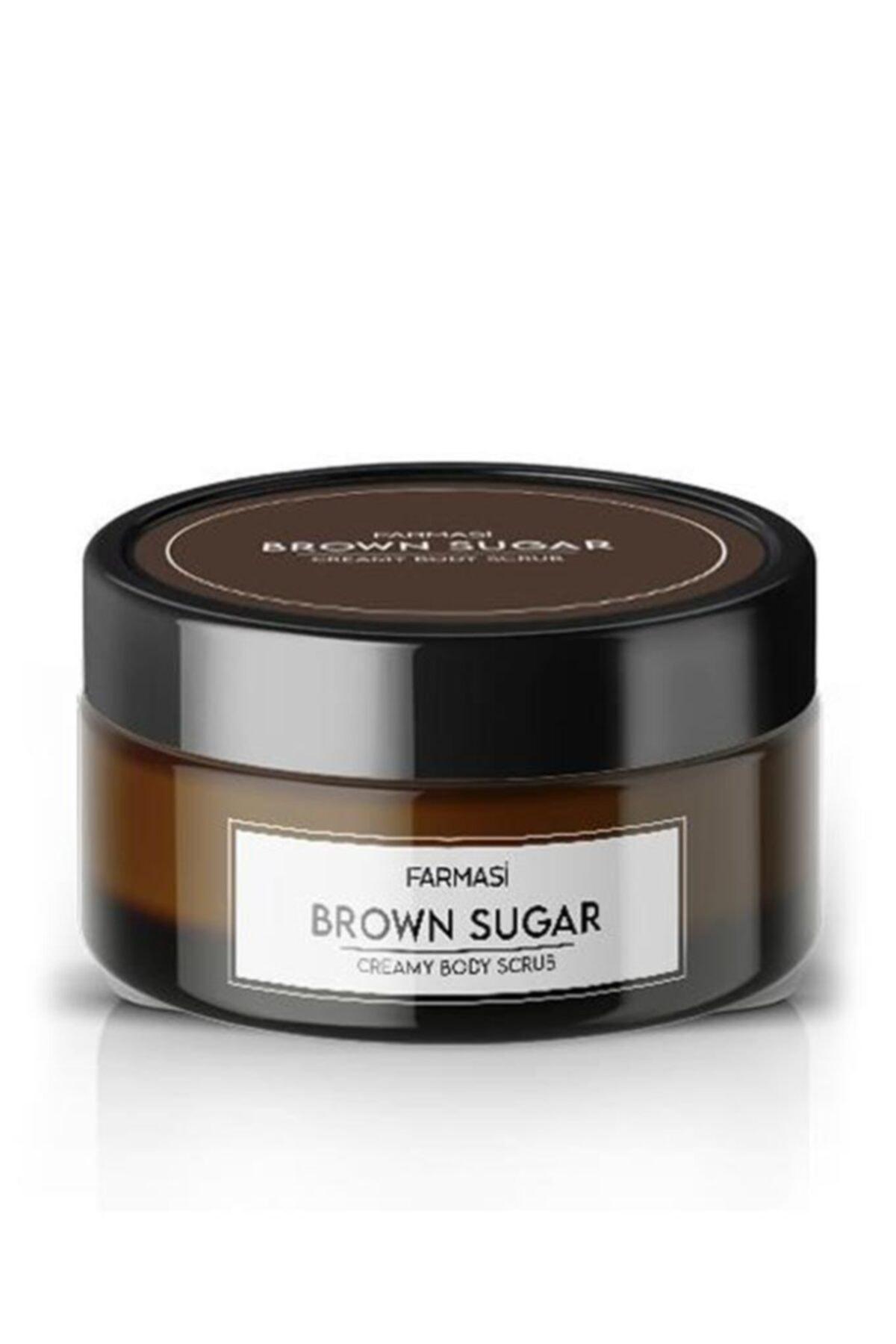 Brown Sugar Vücut Peeling Kremi 250 ml