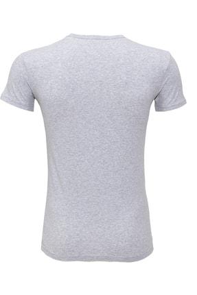 Armani Exchange Erkek Siyah T-shirt 3