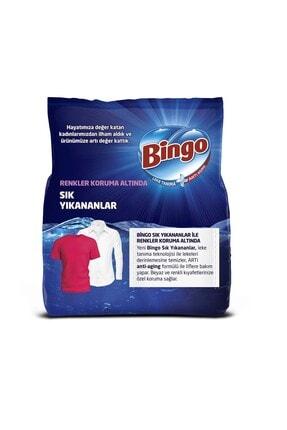 Bingo Matik Toz Çamaşır Deterjanı 9 kg Ekonomi Paketi 2'li 2