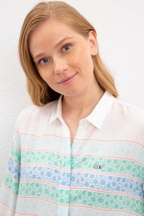 US Polo Assn Kadın Gömlek G082GL004.000.985692 1