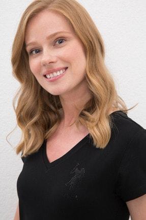 US Polo Assn Kadın T-Shirt G082SZ011.000.949757 1