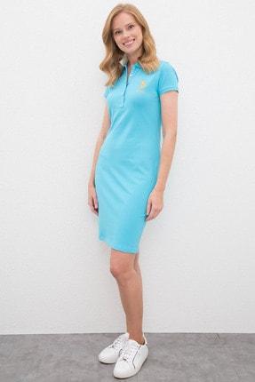 US Polo Assn Kadın Elbise G082SZ075.000.949453 0