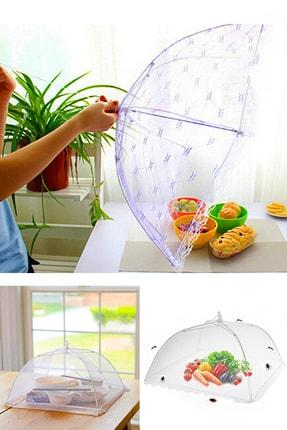 Helen's Home Gıda Koruma Şemsiyesi Sinek Koruyucu Tül Cibinlik 1