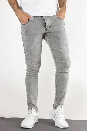 SHEHBA Fmx Yırtıklı Erkek Kot Pantolon 0