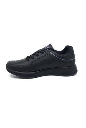 Wickers Erkek  Siyah Ortopedik Günlük Mevsimlik Spor Ayakkabı 40-44 2