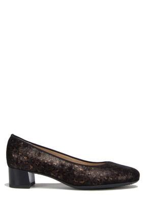 ARASHOES Kadın Kahverengi Topuklu Ayakkabı 0