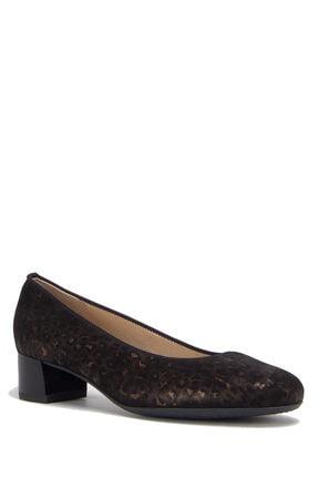 ARASHOES Kadın Kahverengi Topuklu Ayakkabı 1