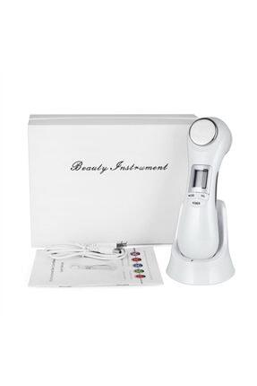 TheBeautyStore Yüz Güzellik Aleti Rf Mezoterapi Cihazı Cilt Sıkılaştırıcı Şekillendirici Masaj Makinesi 4