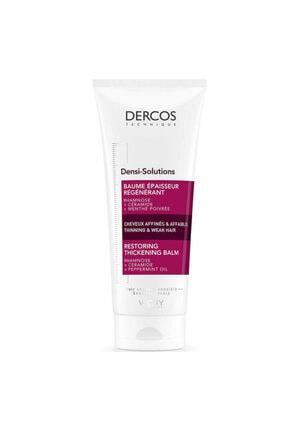 Vichy Dercos Densi Solutions Dolgunlaştırıcı Saç Kremi 200 Ml 1