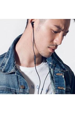 Xiaomi Piston Basic Edition Mikrofonlu Kulakiçi Kulaklık Siyah (Yassı Kablolu) 3