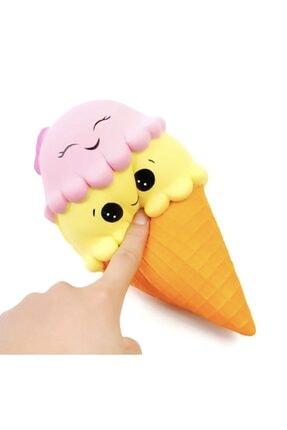 oyuncakchi Squishy Gülen Dondurma 16 Cm Sukuşi Yavaş Yükselen Oyuncak 4