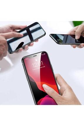 Apple Iphone 11 Pro Max (6.5'') Kavisli Gizlilik Filtreli Zengin Çarşım Hayalet Ekran Koruyucu 2