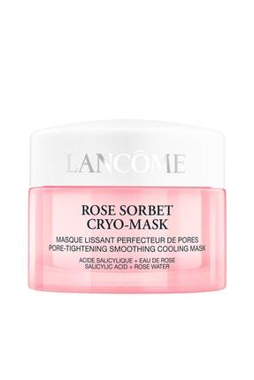 Lancome Rose Sorbet Cryo-Mask Gözenek Sıkılaştırıcı Maske 50 ml 3614272549319 0