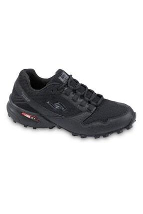 Kadın Siyah Outdoor Spor Ayakkabı 24810 JMP24810