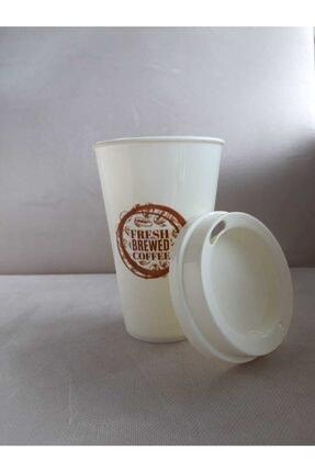 COUSINS Plastik Kahve Taşıma Bardağı 2