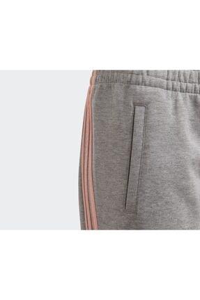 adidas Çocuk Gri Günlük Eşofman Altı Jg Mh 3s Pant Ge0948 3