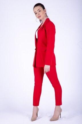 TEORA FASHION Blazer Ceket Pantolon Takım 2