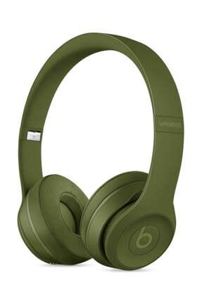 Beats Solo3 Wireless On-Ear Headphones Neighborhood Collection Turf Yeşil MQ3C2ZE/A 0