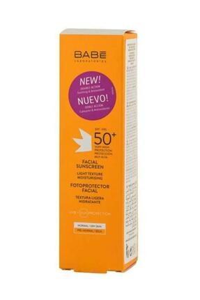 Babe Spf 50+ Yüz Için Güneş Koruyucu Krem 50 Ml 0