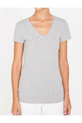 Koton V Yaka T-shirt 2