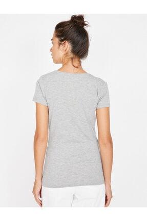 Koton V Yaka T-shirt 3