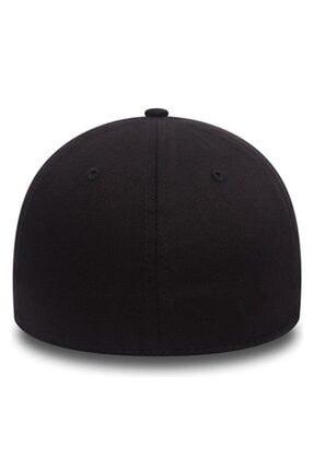 NEW ERA Unisex Siyah Şapka League Essentıal 39thırty S/m, M/l 2
