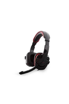 Snopy Rampage Sn-r9 Oyuncu Siyah/Kırmızı Mikrofonlu Kulaklık 0