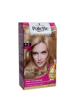 Palette Saç Boyası 9-0 Sarı 0