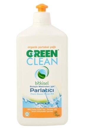 Green Clean Organik Portakal Yağlı Bulaşık Makinesı Parlatıcı 500 Ml 0