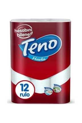 Teno Kağıt Havlu 12'li 0